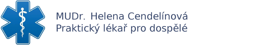 MUDr. Helena Cendelínová